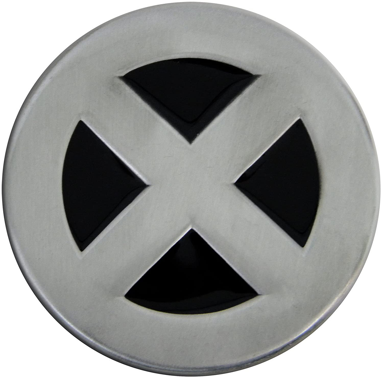 oem X Men Pewter Metal Belt Buckle