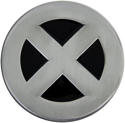 Amazon Oem X Men Pewter Metal Belt Buckle