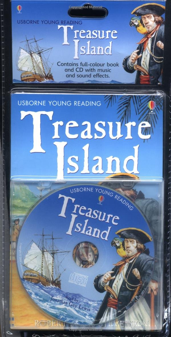 Download Treasure Island (Young Reading Tape Packs (series 2)) pdf epub