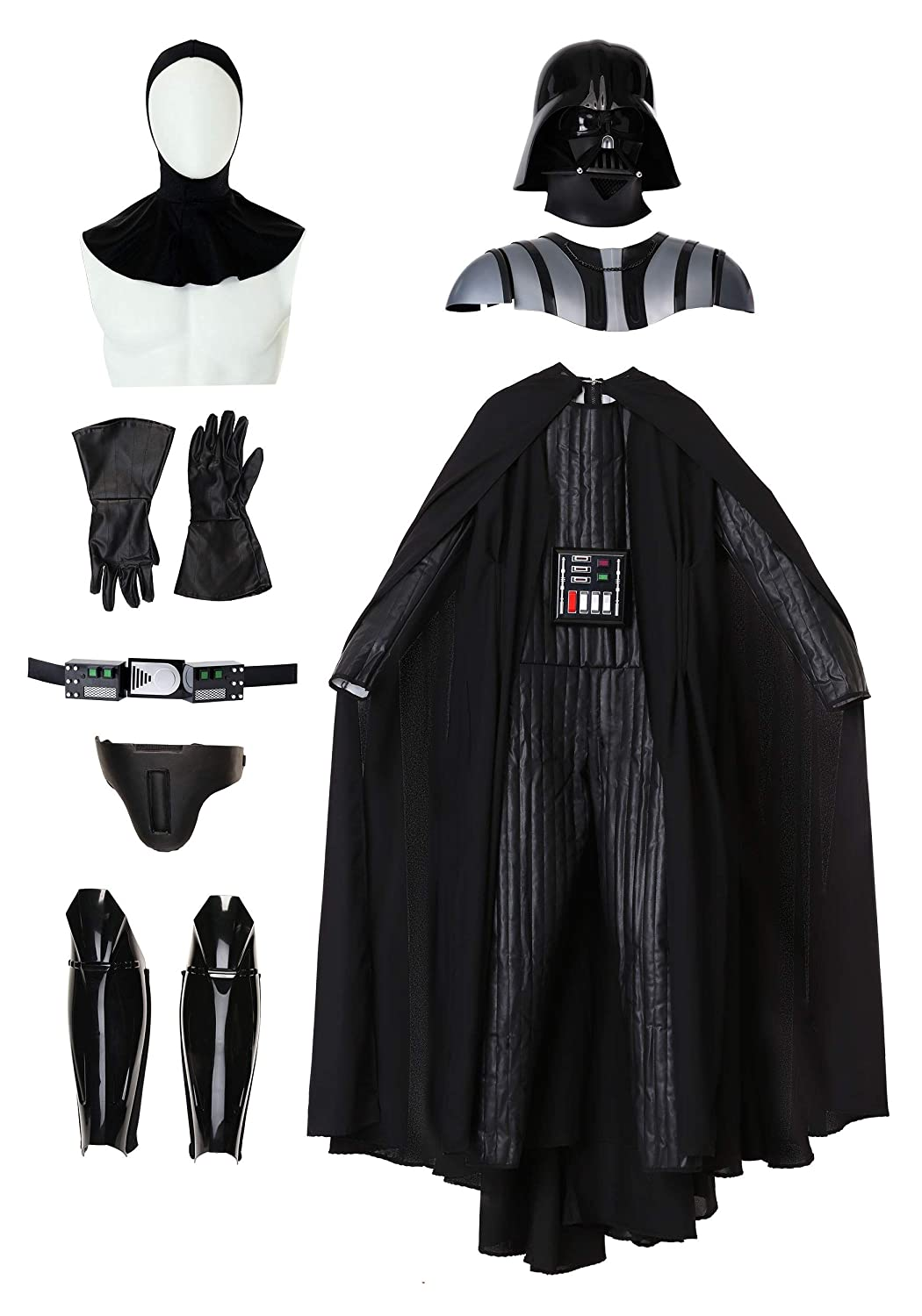 Star Wars Darth Vader Collector s (Supreme) Edition para adulto: Amazon.es: Ropa y accesorios
