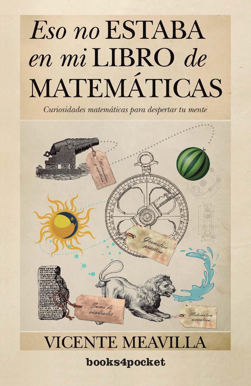 Eso No Estaba En Mi Libro B4P De Matemáticas Ensayo Y Divulgacion ...