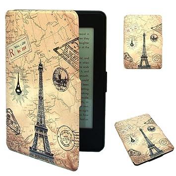 Amazon com: Kindle Paperwhite Case - Kindle Paperwhite 5th 6th 7th
