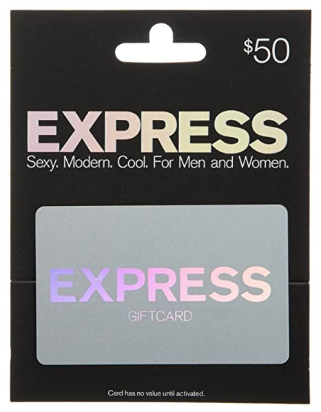 Amazon.com: Express Gift Card $25: Gift Cards