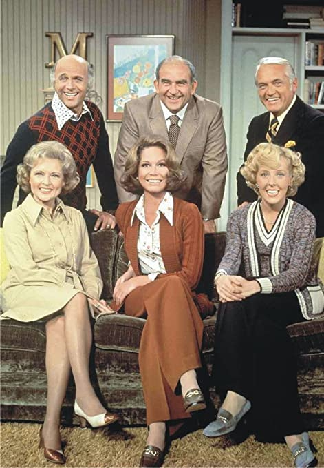 Amazon Com Mary Tyler Moore Tv Show Cast Ed Asner Ted