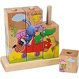 Eichhorn -109468630 - Puzzle de Cubes - Kikaninchen