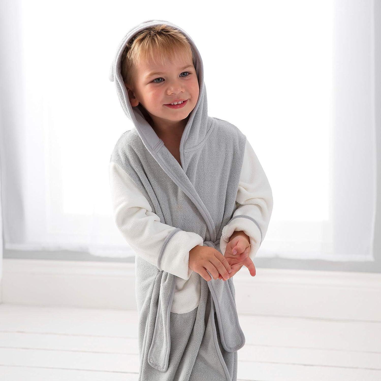 1-3 years The Gro Company Betty The Bunny Grorobe Hooded Toddler Bath Robe