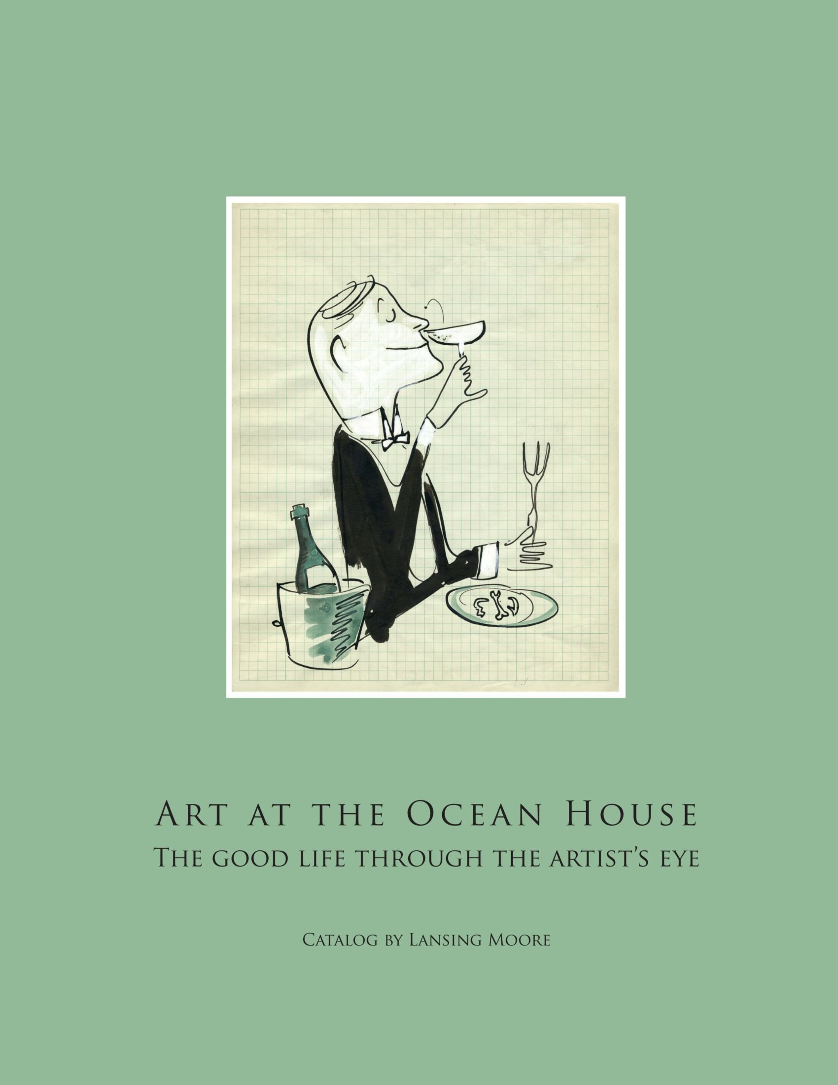 Read Online Art At The Ocean House: The Good Life Through The Artist'S Eye pdf