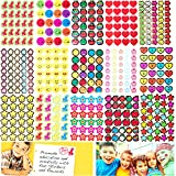 apple behavior chart - Teacher Stickers Reward Stickers for Kids, 4030 Pieces Incentive Stickers for Teacher Classroom and School Bulk Use,15 Design Styles Including Smiley Face,Star,Thumbs,Heart,Apple