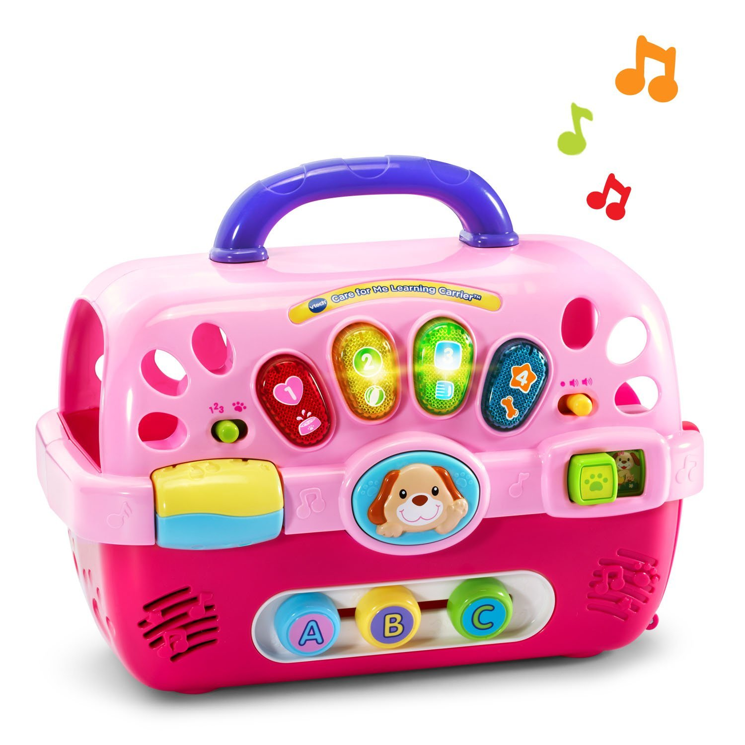 Amazon.com: VTech Care for Me Learning Carrier Toy: Toys & Games