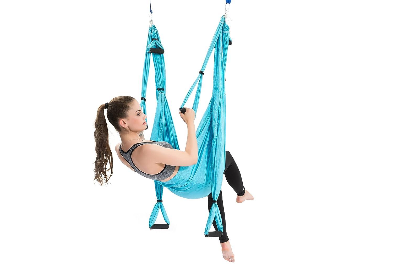 Varanda Aerial Yoga hamaca Antigravity yoga hamaca/Honda ...