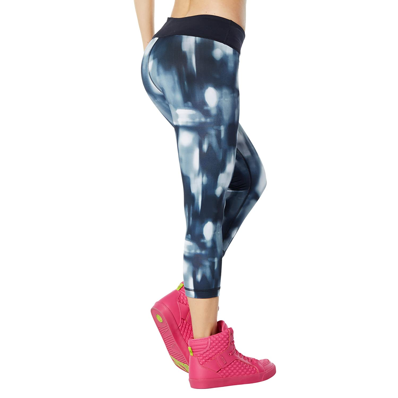 Zumba Fitness Damen Wb Hot in Here Perfect Capri Leggings