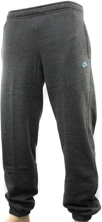 Nike - Pantalones de chándal para hombre, color gris y azul, hombre, color gris - gris, tamaño large: Amazon.es: Deportes y aire libre