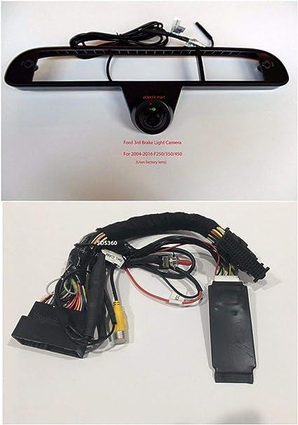 "2004-2016 Chevrolet Express// GMC Savana Van Brake Rear Camera 4.3/""LCD Monitor"