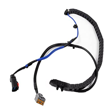 71kFKFEV8oL._SX425_ amazon com ait manual sliding door track wire harness for 04 07