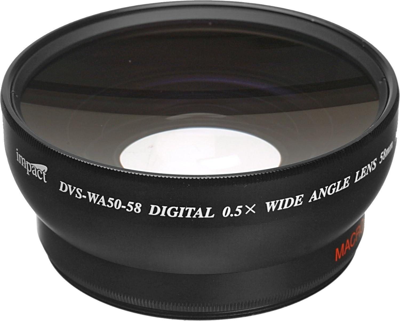 Impact DVP-WA50-58 58mm .5X Hi-Grade Wide Lens