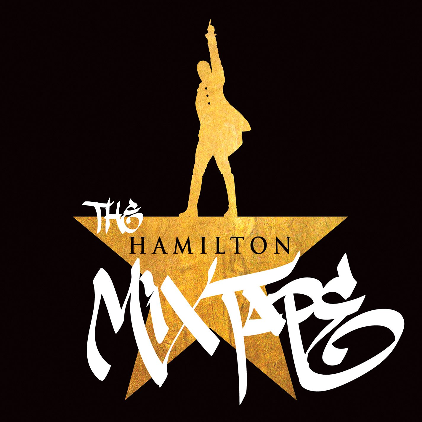 CD : Soundtrack - The Hamilton Mixtape (Clean Version)