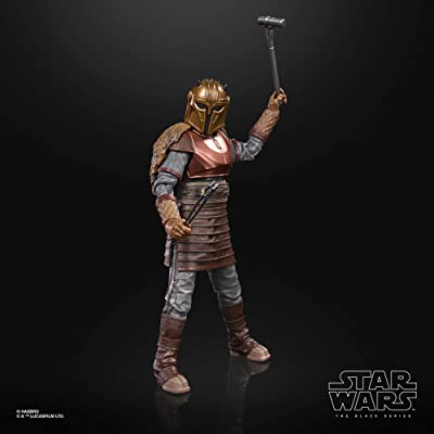 Hasbro Star Wars The Black Series Mandalorian The Armorer 6 Inch Action Figure for sale online