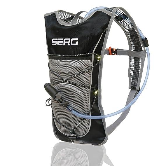 Amazon.com: Paquete de hidratación SERG, paquete de camel ...