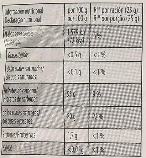 Haribo - Floppies - Caramelos grageados - 2 kg