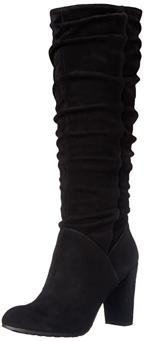 20182017 Boots Nine West Womens Shirly Suede Slouch Boot Outlet Store