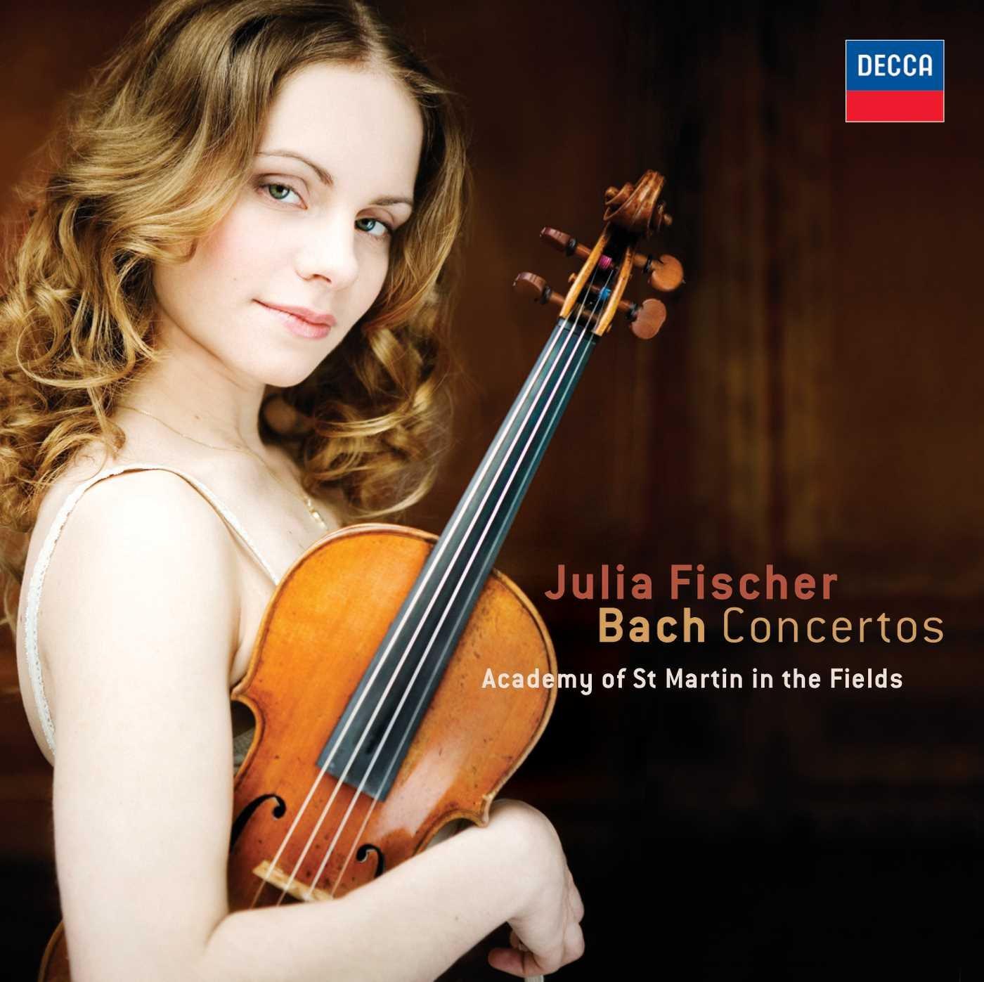Johann Sebastian Bach, Academy of St. Martin in the Fields, Julia ...