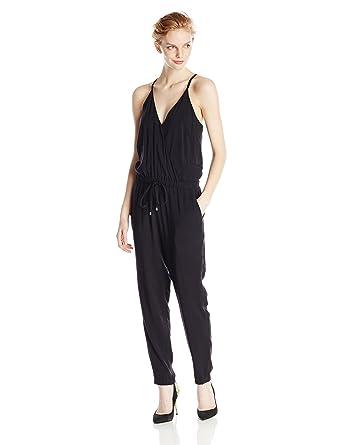 bbb37b479e76 Splendid Women s Rayon Voile Slim Jumpsuit