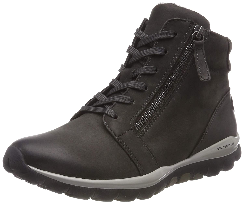 Gabor Shoes Rollingsoft, Derbys Femme Femme (Mel.) Gris Derbys (Dark-grey (Mel.) 39) 3badba7 - latesttechnology.space