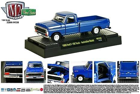 Amazon Com 1969 Ford F 100 Truck Australian Model Wild Cards