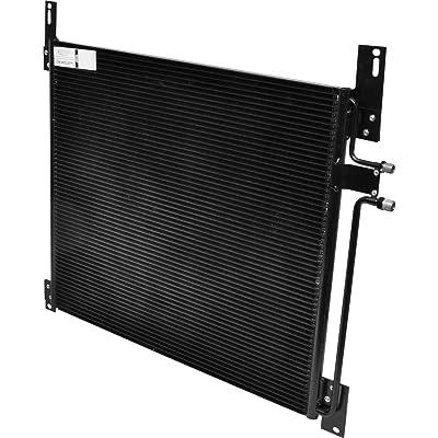 Universal Air Conditioner CN 40822PFC A/C Condenser: Automotive
