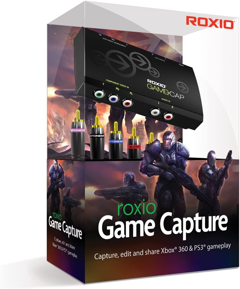 Old Version Roxio Game Capture