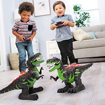 TEMI Electronic Dinosaur Toy For Kids