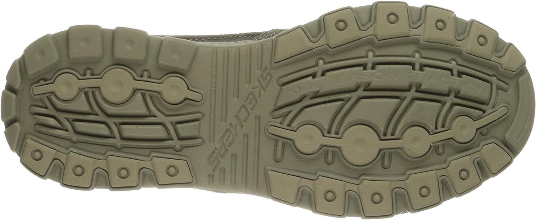 Skechers USA Mens Braver Randon Slip-On Loafer