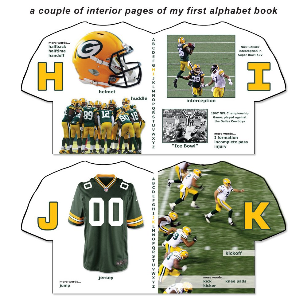 Green Bay Packers Baby Gift Set
