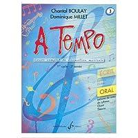A Tempo - Partie Orale - Volume 3