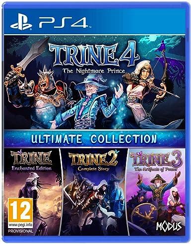 Trine Ultimate Collection - PlayStation 4 [Importación inglesa]: Amazon.es: Videojuegos