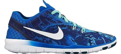 the best attitude 85353 0f74a Nike Women's Free 5.0 Tr Fit 5 PRT Training Shoe 704695 403 ...