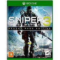 Jogo - Sniper 3 Ghost Warrior- Xbox One