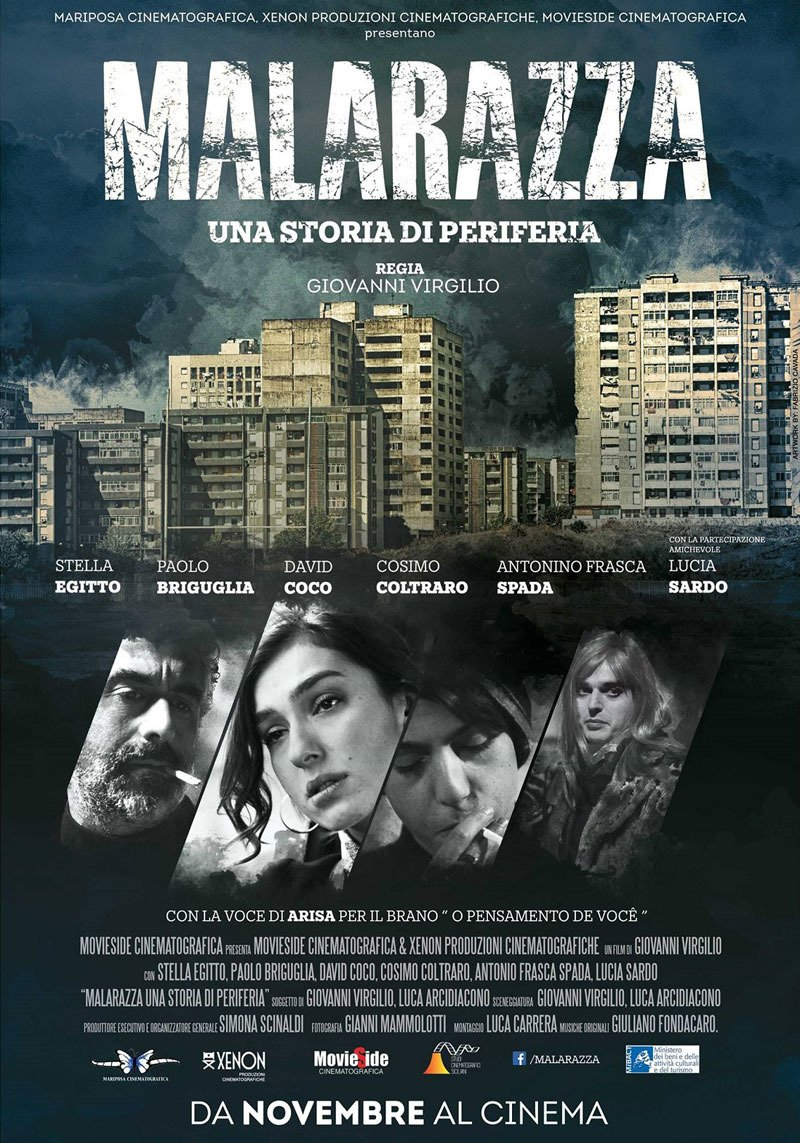 Malarazza (2017) DVD9