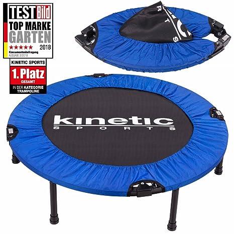 Kinetic Sports Trampolino Elastico Per Fitness Mini Trampolino