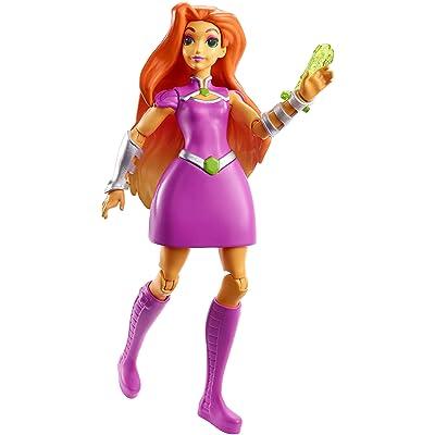 DC Super Hero Girls: Starfire Doll: Toys & Games