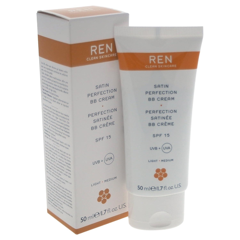 Ren Satin Perfection BB Cream SPF15 REN Clean Skincare 5060033777978