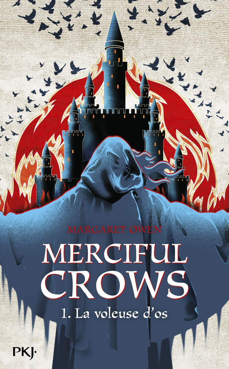 Amazon.fr - Merciful Crows - tome 01 : La voleuse d'os (1) - OWEN,  Margaret, CHARTRES, Cécile - Livres