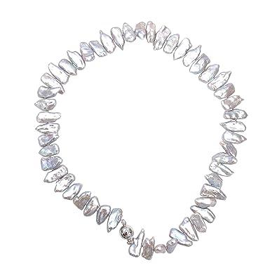 c9454fa6aeb1 Pearl Caviar – Collar de perlas de cultivo de agua dulce. Calidad Exclusive  AAA –
