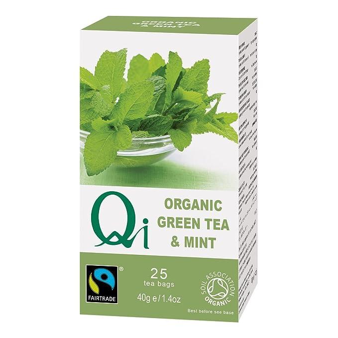 tè verde con perdita di peso alla menta