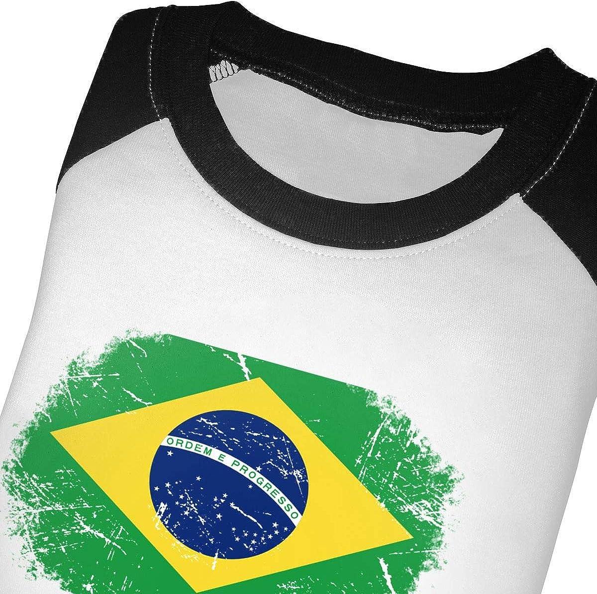 QPKMRTZTX0 Boys Girls Kids /& Toddler Brazilian Jiu-Jitsu Long Sleeve Tees 100/% Cotton
