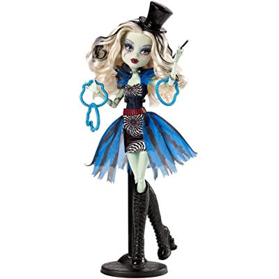 Monster High Freak du Chic Frankie Stein Doll: Toys & Games