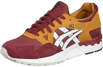 Asics Gel Lyte V W chaussures 8,5 burgundy/white