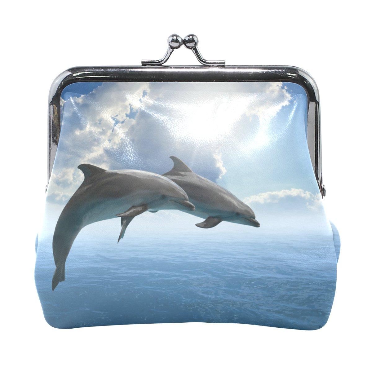 Amazon.com: holisaky dos delfines saltar fuera del agua ...