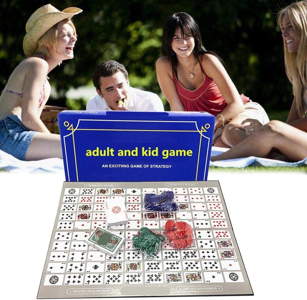 Courti Juego De Mesa Ajedrez Big Chess Board Game (Secuencia En Inglés Y Árabe) Juego Chess Family Game Toy para 2-12 Personas Jugando: Amazon.es: Hogar