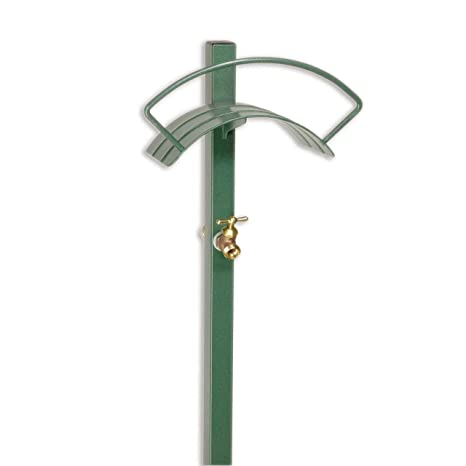Yard Butler Lewis Hose Hanger With Faucet 42inx13inx8in